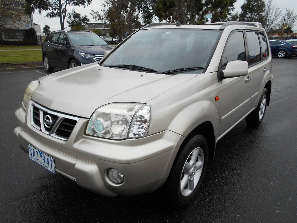 2003 Nissan X-Trail T30 Ti-L (SUNROOF) (4x4)