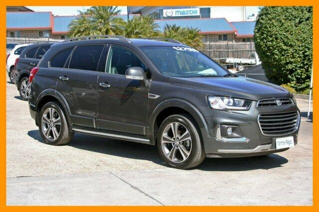 2017 Holden Captiva CG MY17 LTZ AWD