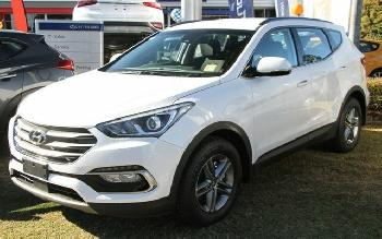 2018 Hyundai Santa Fe DM5 MY18 Active