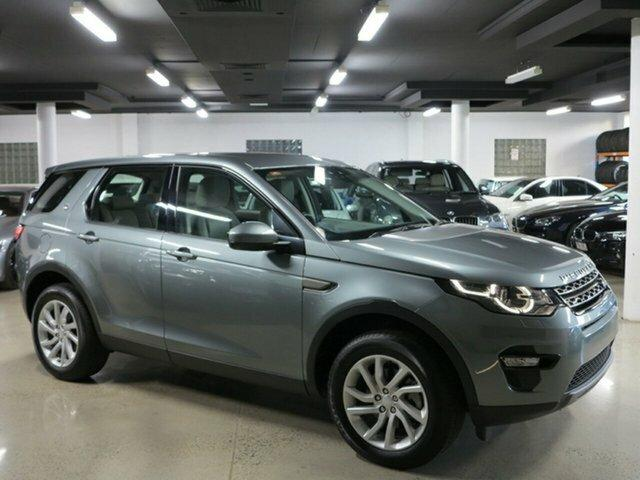 2015 Land Rover Discovery Sport L550 15MY