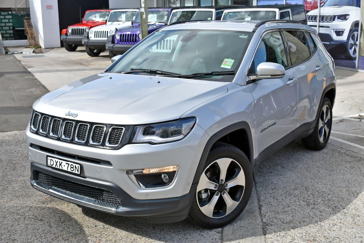2017 Jeep Compass M6 LIMITED