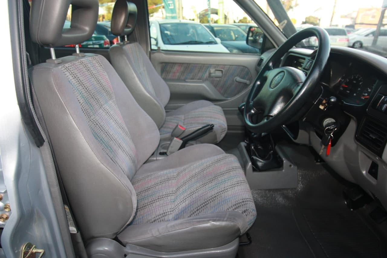 2002 Holden Rodeo TF LX