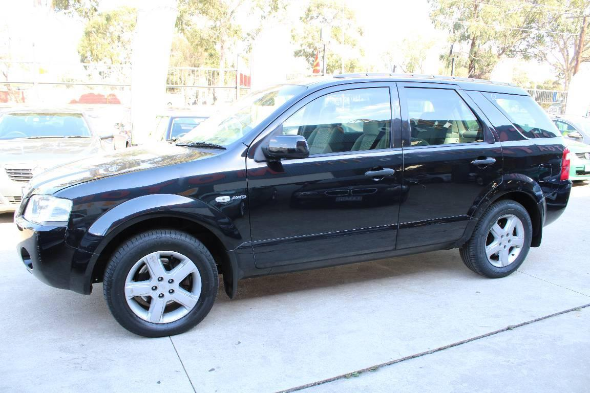 2008 Ford TERRITORY SY TS (4x4)