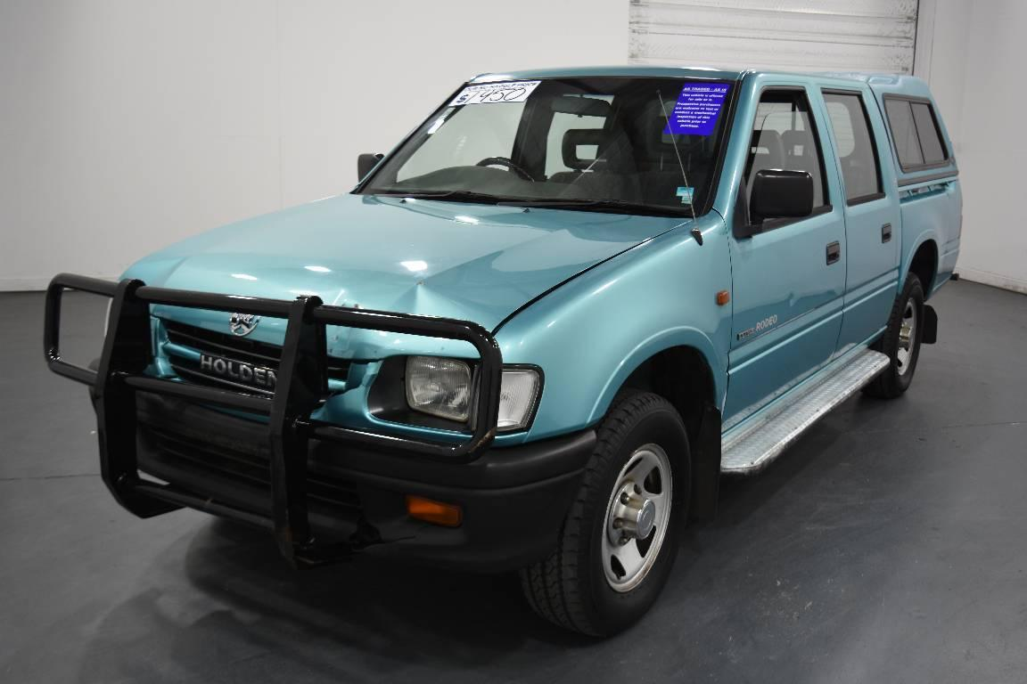 1998 Holden Rodeo TFR9 LX