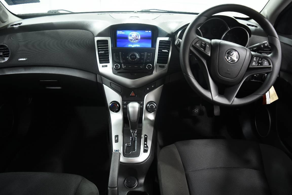 2015 Holden Cruze JH MY15 CD