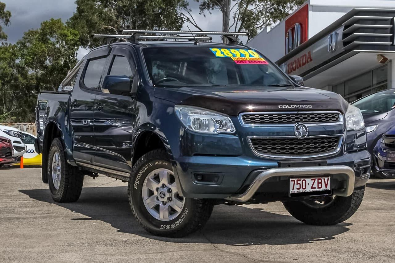 2013 Holden COLORADO RG LT