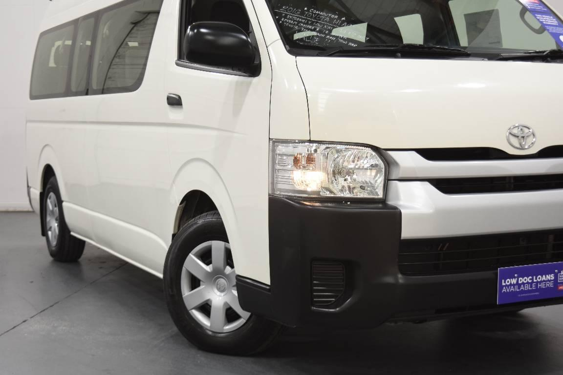 2016 Toyota HIACE KDH223R MY16 COMMUTER