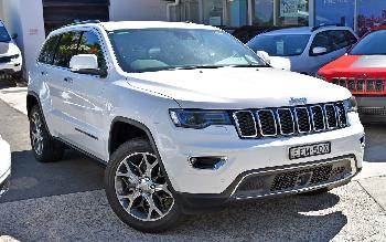 2019 Jeep GRAND CHEROKEE WK Limited