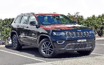 2019 Jeep GRAND CHEROKEE WK Laredo