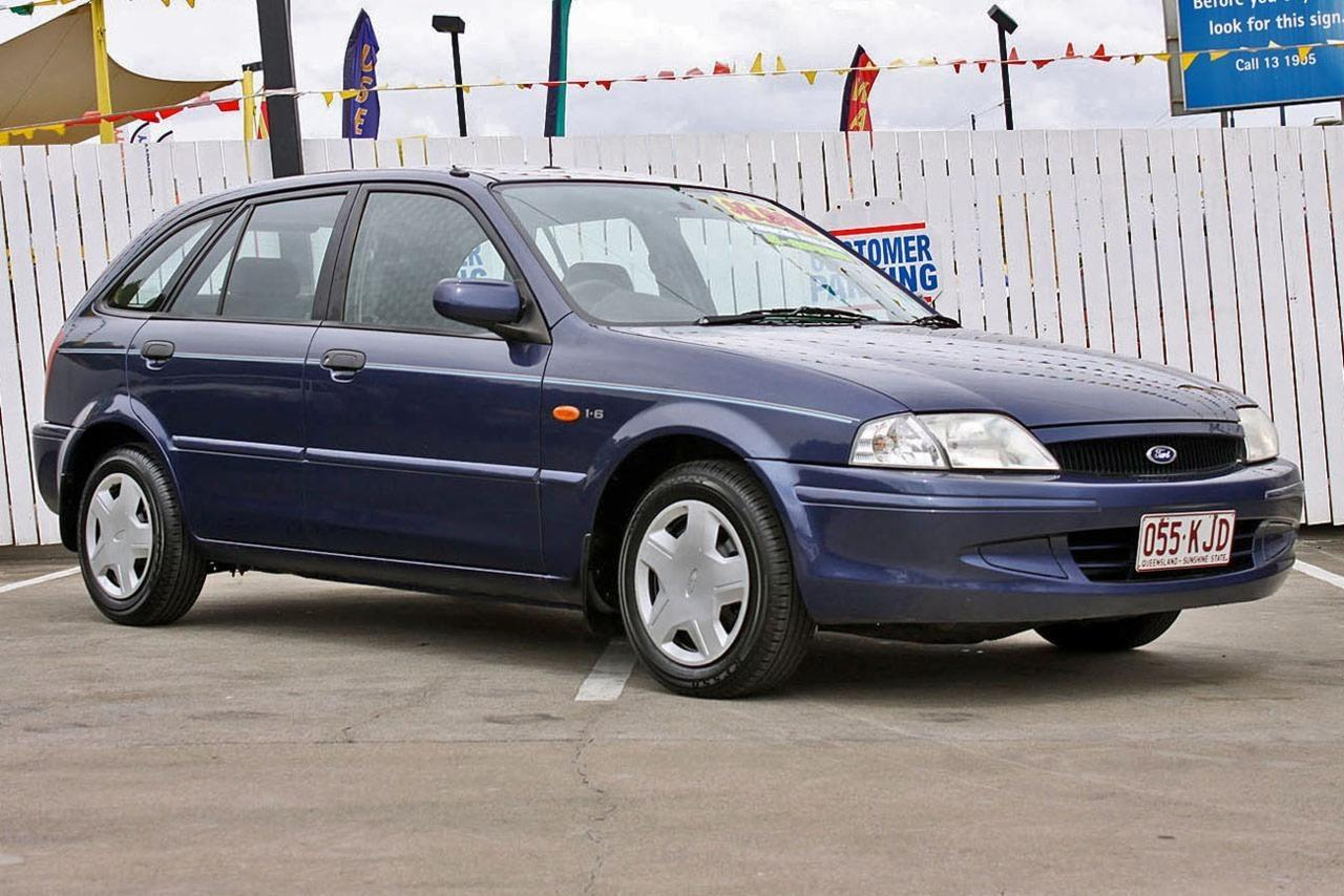 Online Car Auction >> 2000 Ford Laser KN LXI