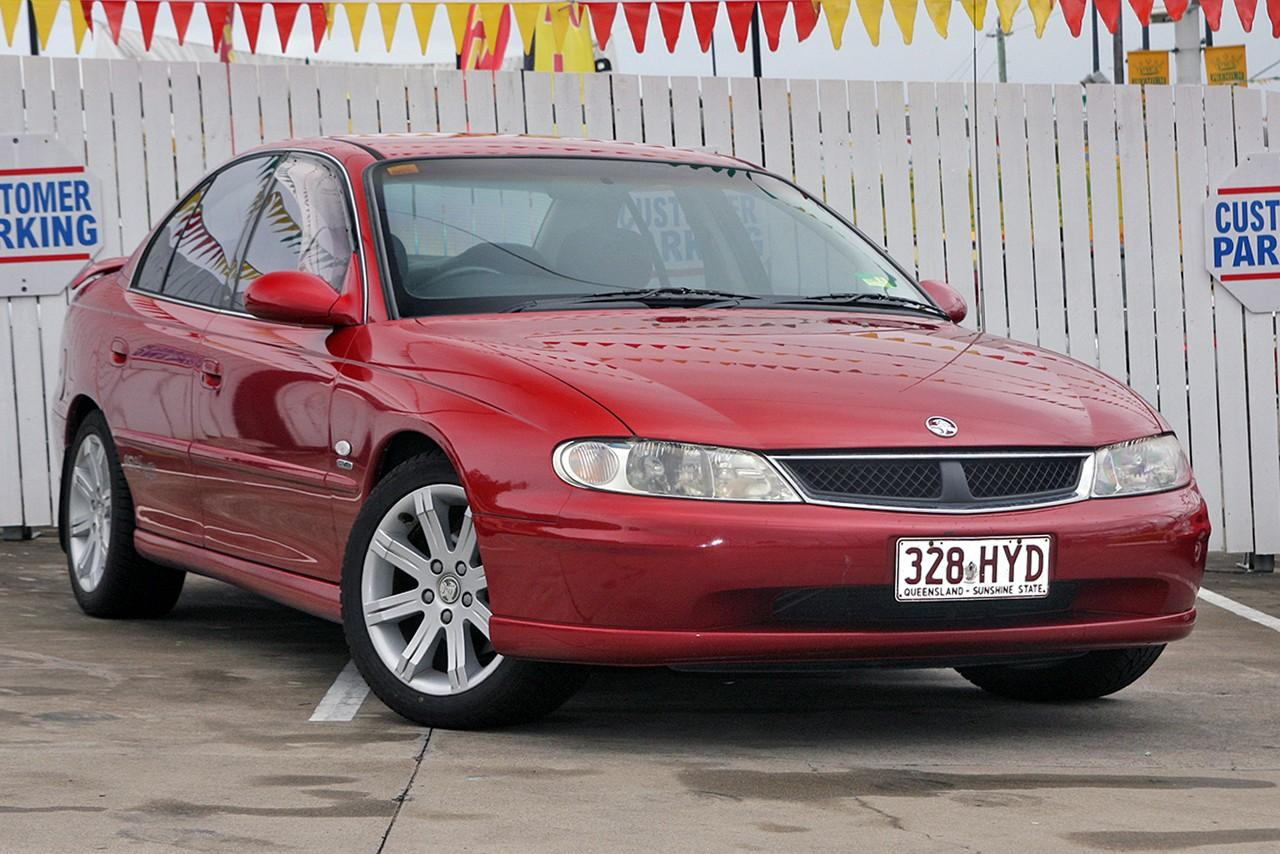 2001 Holden BERLINA  VX II