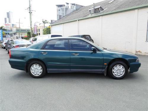 2000 Mitsubishi Magna Th EXECUTIVE