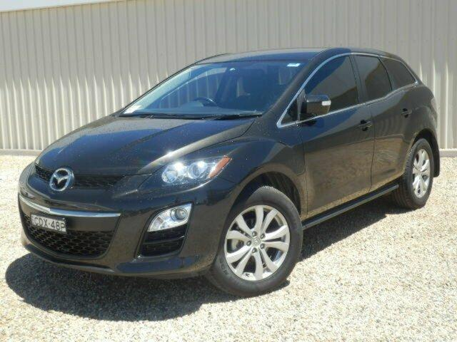 2011 Mazda CX-7 ER MY10 CLASSIC SPORTS (4x4)