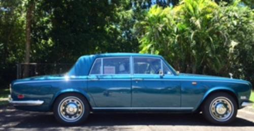 1975 Rolls-Royce Silver Shadow one SHADOW