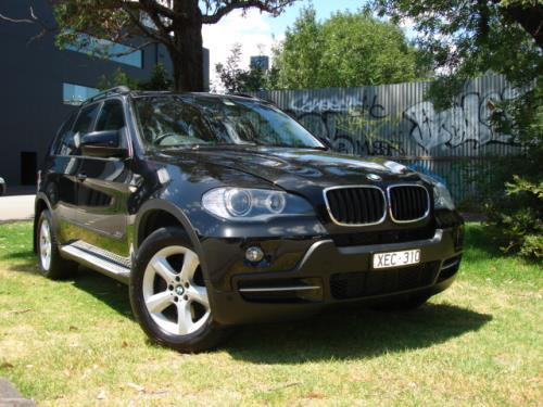 2008 BMW X5 E70 MY09 3.0D EXECUTIVE