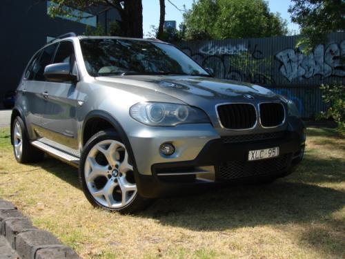 2009 BMW X5 E70 MY09 XDRIVE 30i SPORT