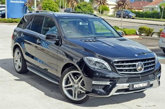 2014 mercedes ml350 w166 bluetec 7g tronic for Mercedes benz ml350 bluetec price