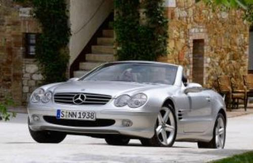 2003 Mercedes-Benz SL500  R230