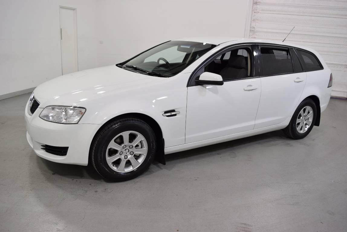 2011 Holden Commodore Ve Ii Omega