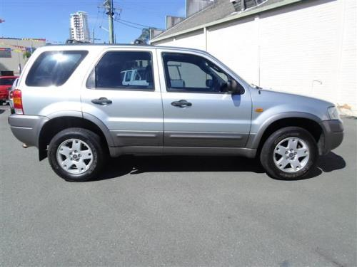 2005 Ford Escape ZB XLT