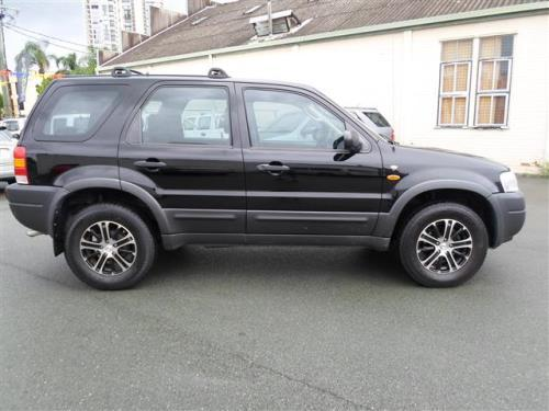 2005 Ford Escape ZB XLS