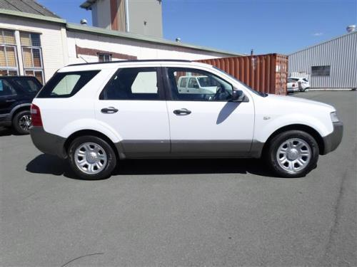2007 Ford TERRITORY SY MY07 UPGRADE TX RWD
