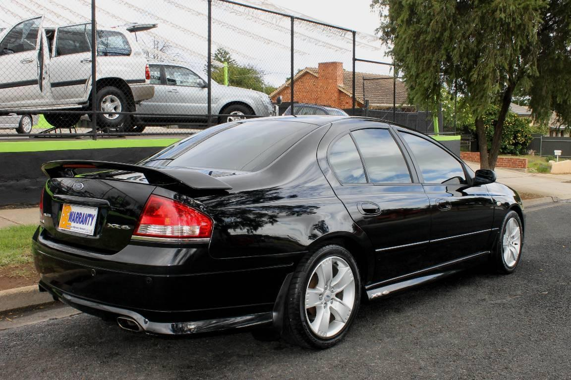 Where Can I Get My Car Inspected >> 2006 Ford Falcon BF XR6