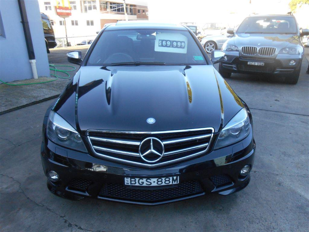 2008 mercedes benz c63 w204 amg for 2008 mercedes benz amg