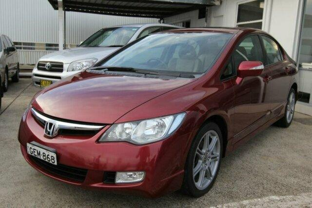 2006 Honda Civic 40 SPORT