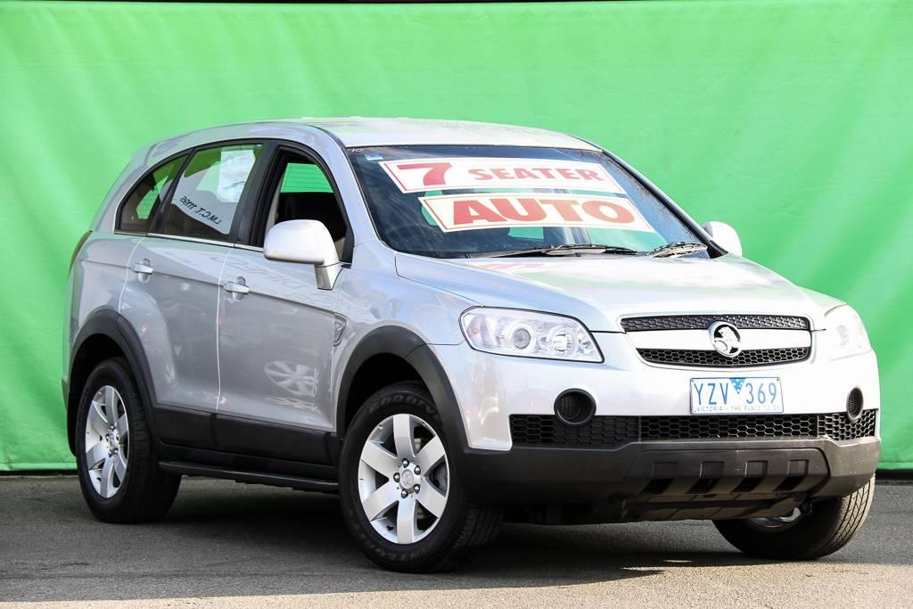 2007 Holden Captiva CG CX (4X4)