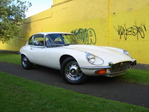 1973 Jaguar E TYPE SERIES 3 2+2 5.3