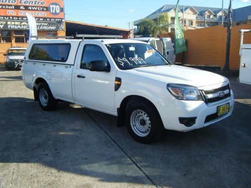 2010 Ford Ranger PK XL 4X2