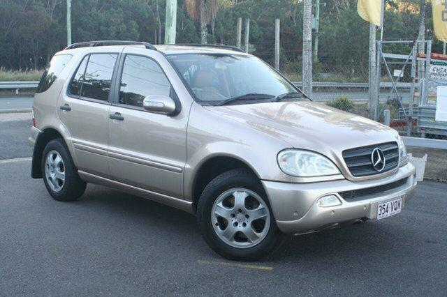2004 mercedes benz ml w163 350 luxury 4x4. Black Bedroom Furniture Sets. Home Design Ideas