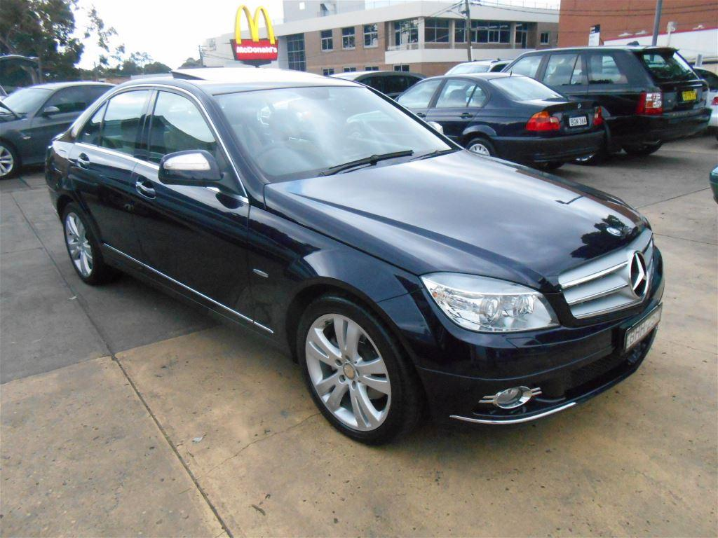 2008 mercedes benz c220 w204 cdi avantgarde for Mercedes benz avantgarde