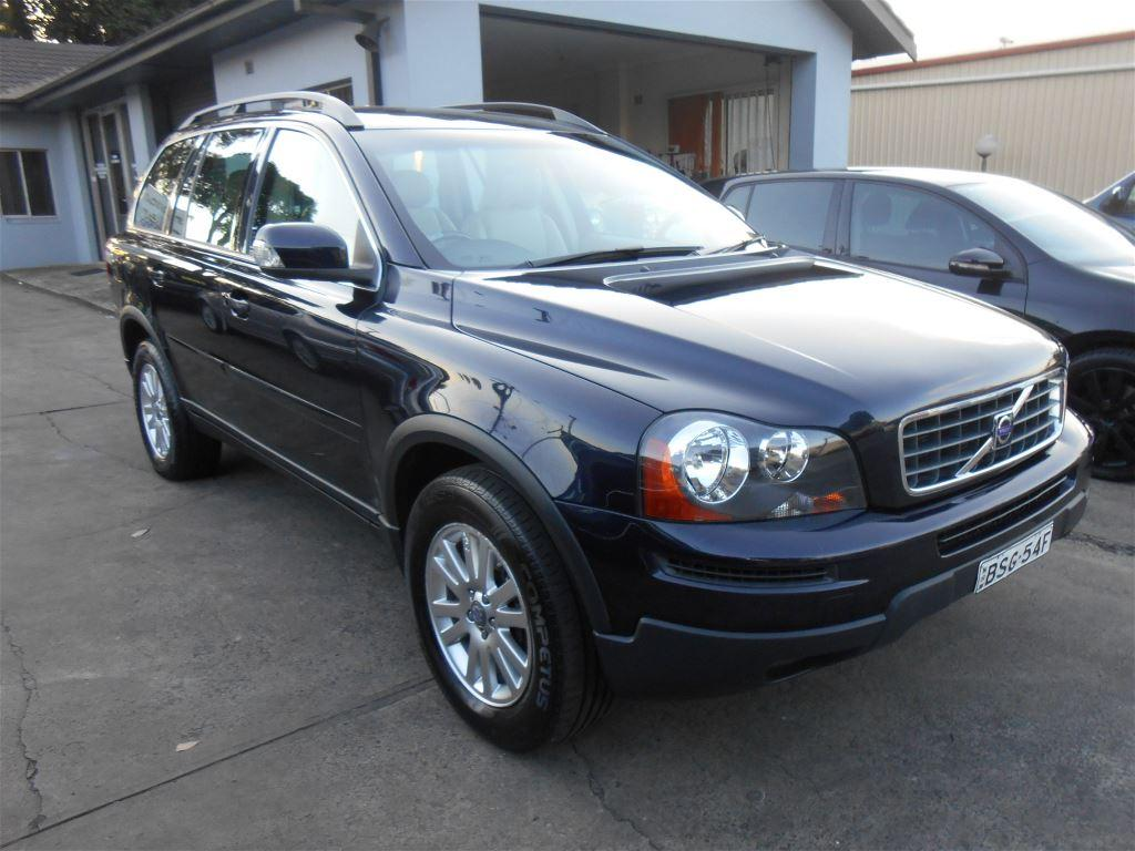 2008 volvo xc90 my07 d5 executive. Black Bedroom Furniture Sets. Home Design Ideas
