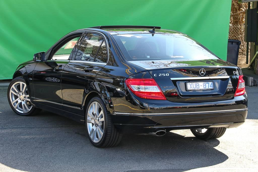 2010 mercedes benz c250 w204 my10 cgi elegance for 2010 mercedes benz c250