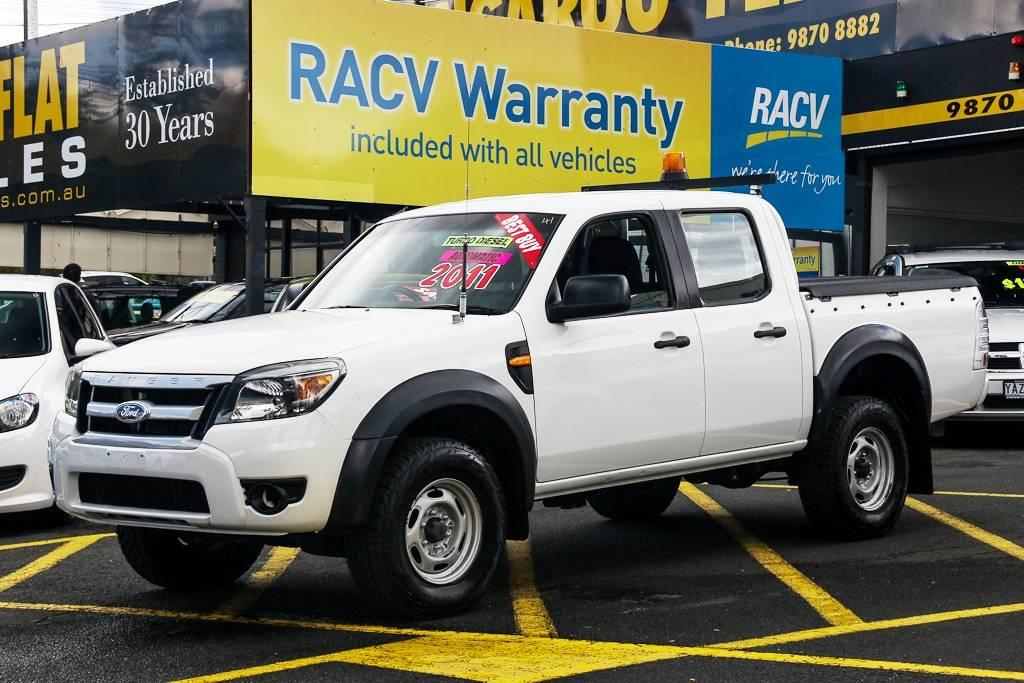 2011 Ford Ranger PK XL 4X2