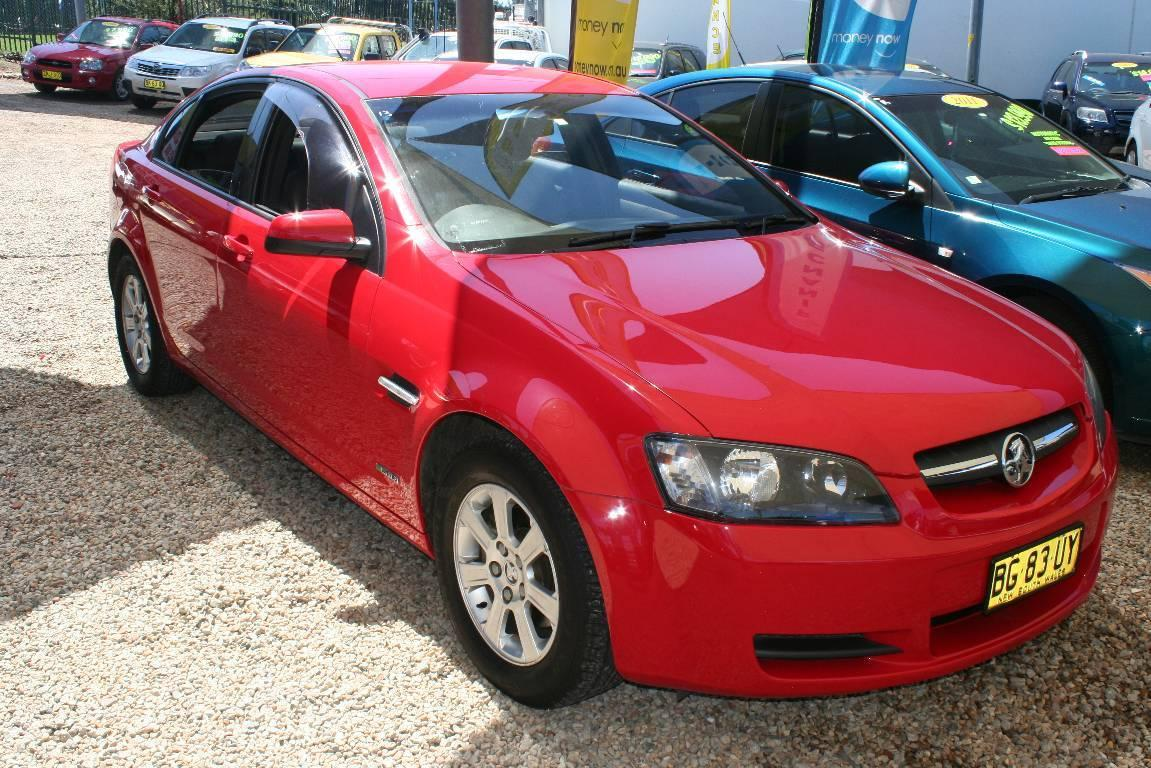 2010 Holden COMMODORE VE MY10 OMEGA SIDI
