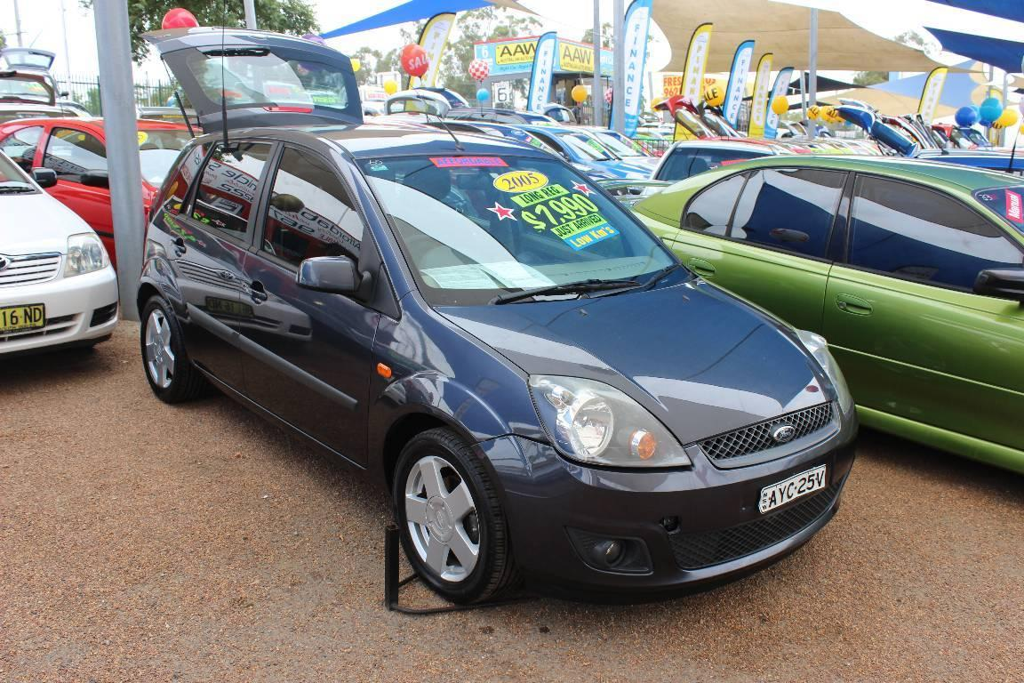 2005 Ford Fiesta WP GHIA