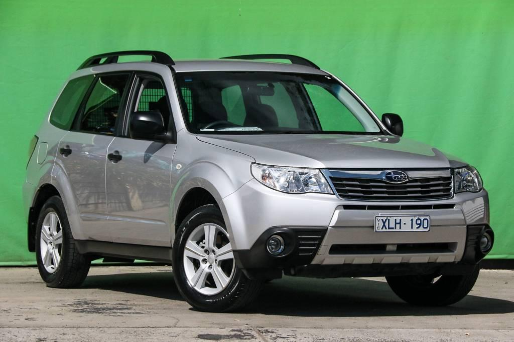 2010 Subaru Forester MY10 X COLUMBIA