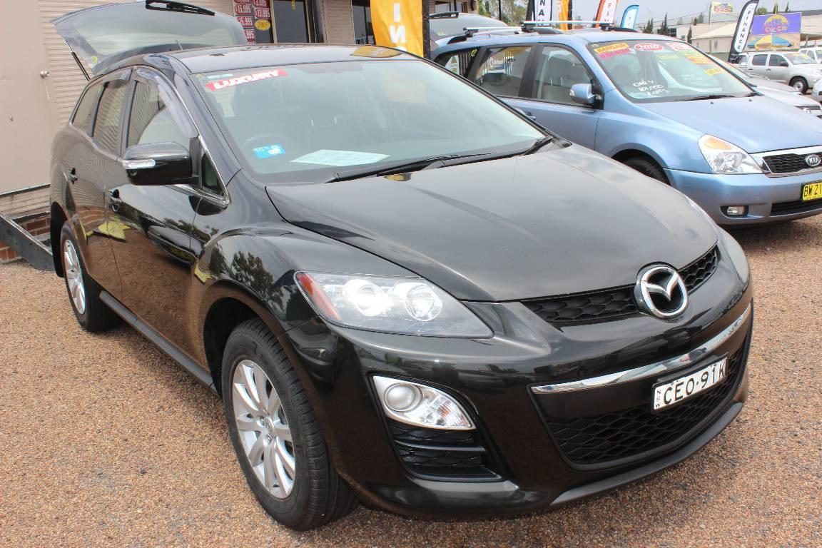 2011 Mazda CX-7 ER MY10 LUXURY SPORTS (4x4)