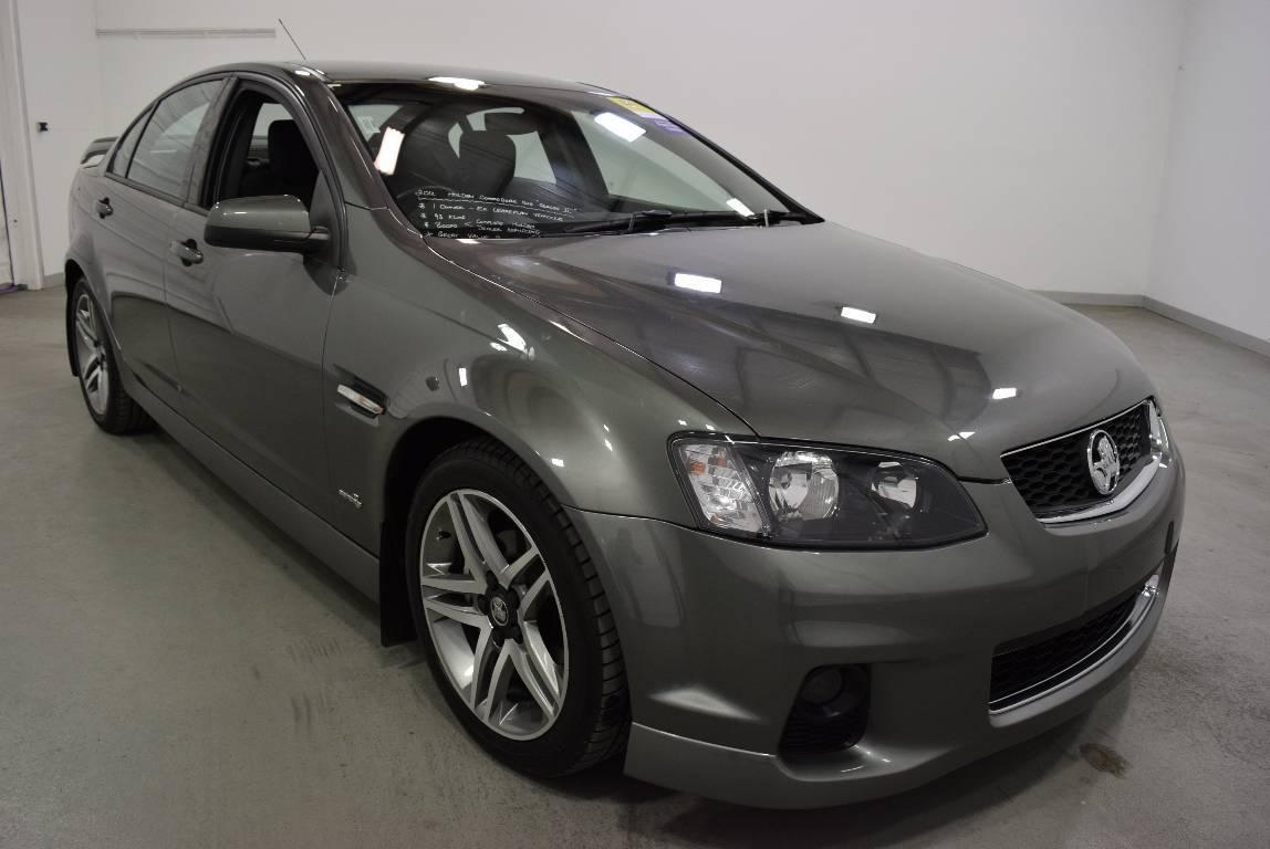 2012 holden commodore ve ii my125 sv6 zseries