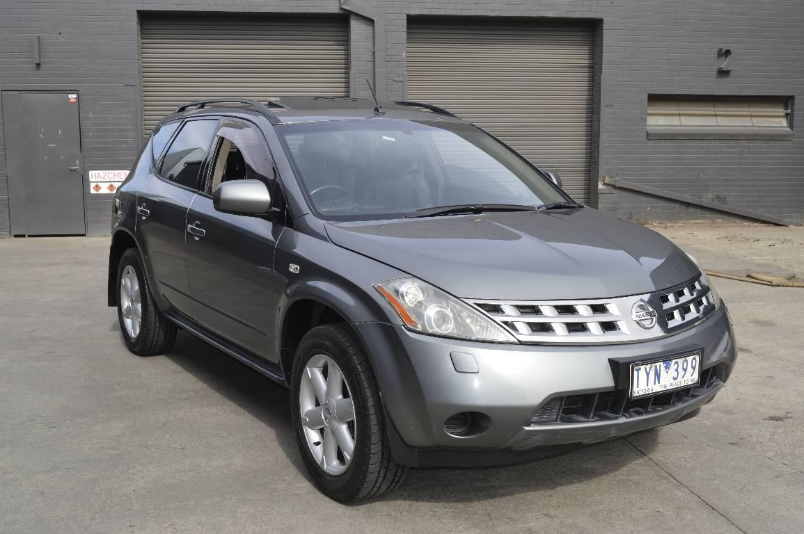 2005 nissan murano z50 ti. Black Bedroom Furniture Sets. Home Design Ideas