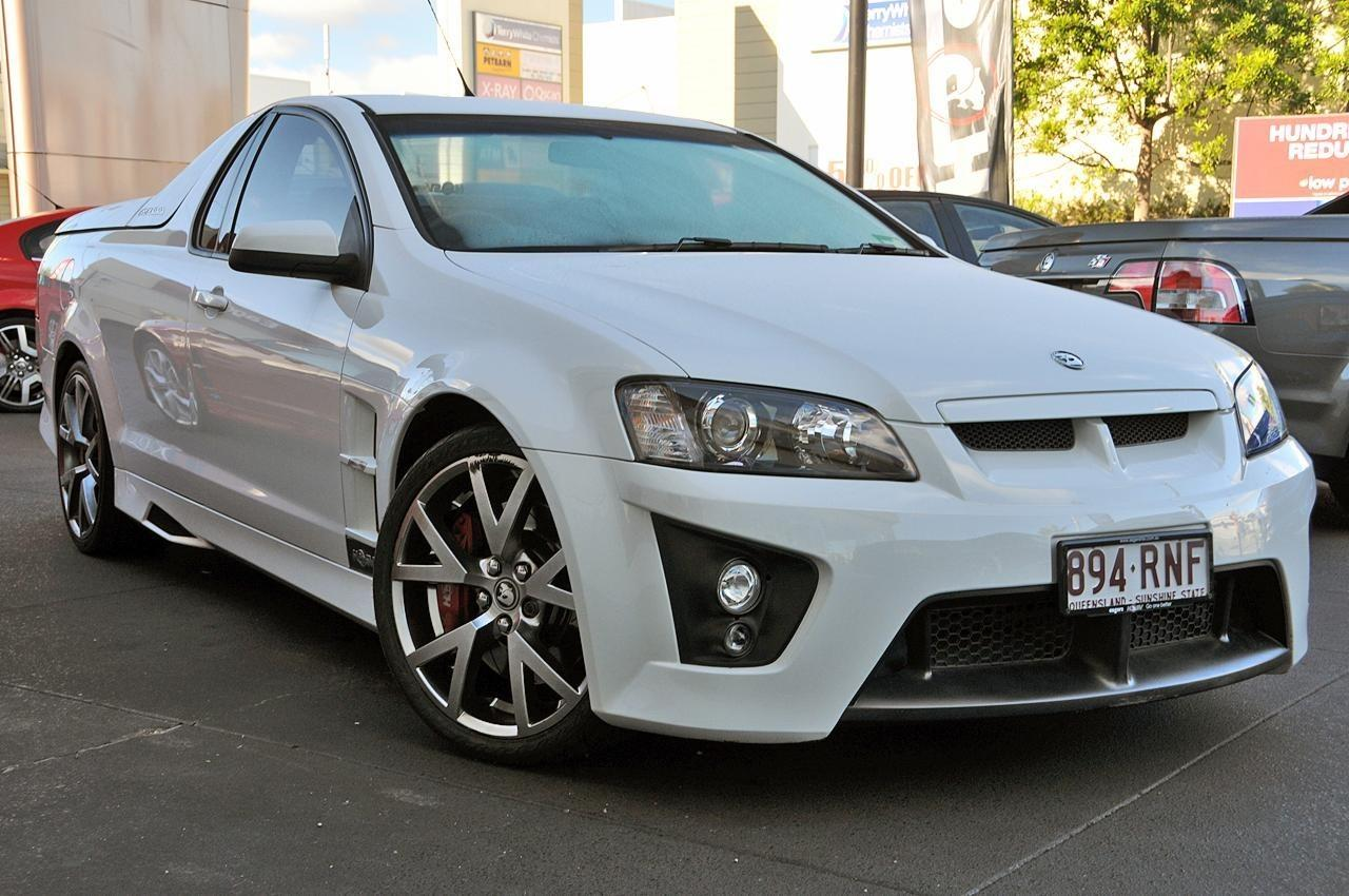 Used Car Value By Vin >> 2008 HSV MALOO E Series MY09 R8