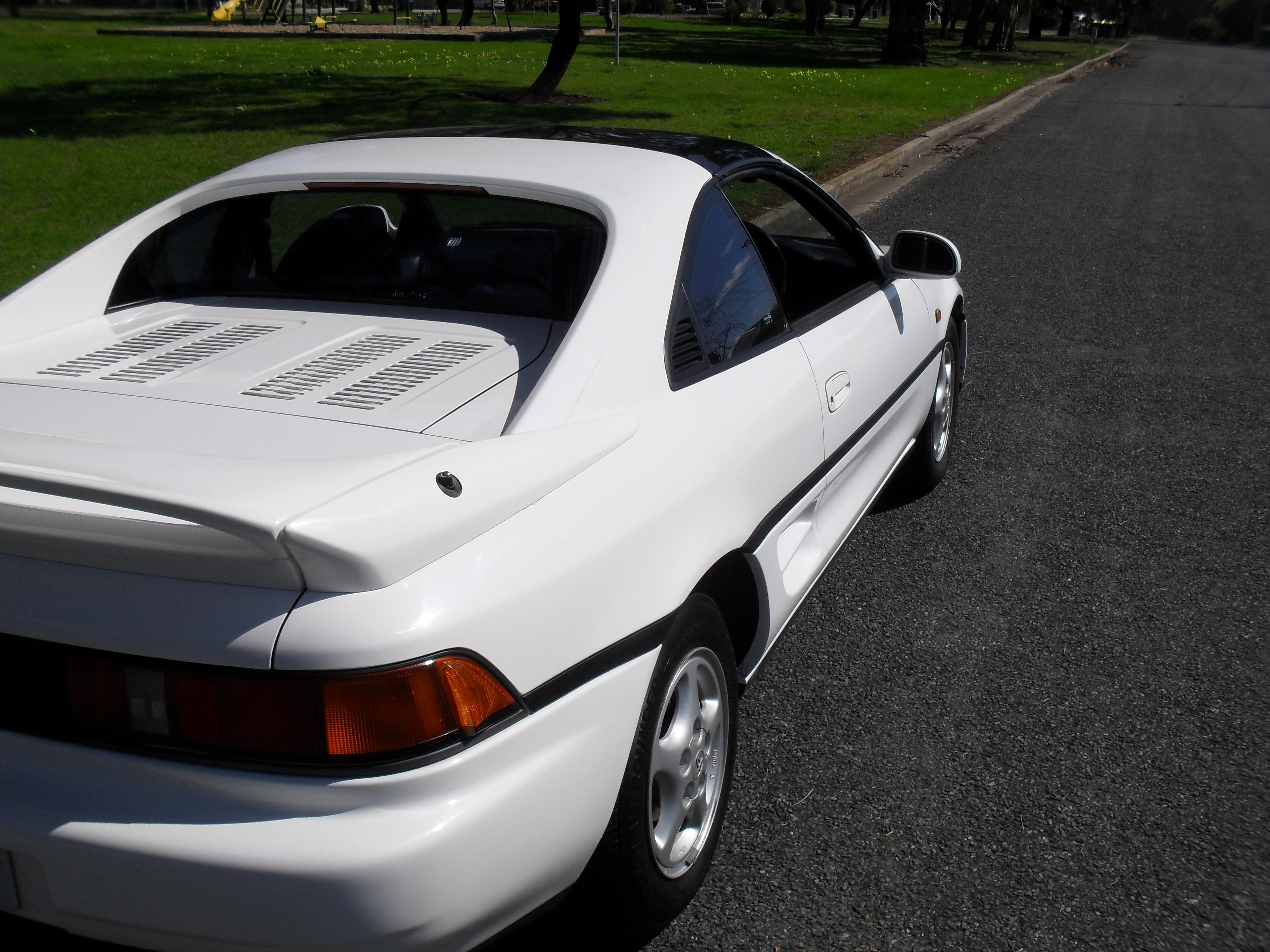 Used Car Value By Vin >> 1990 Toyota MR2 SW20