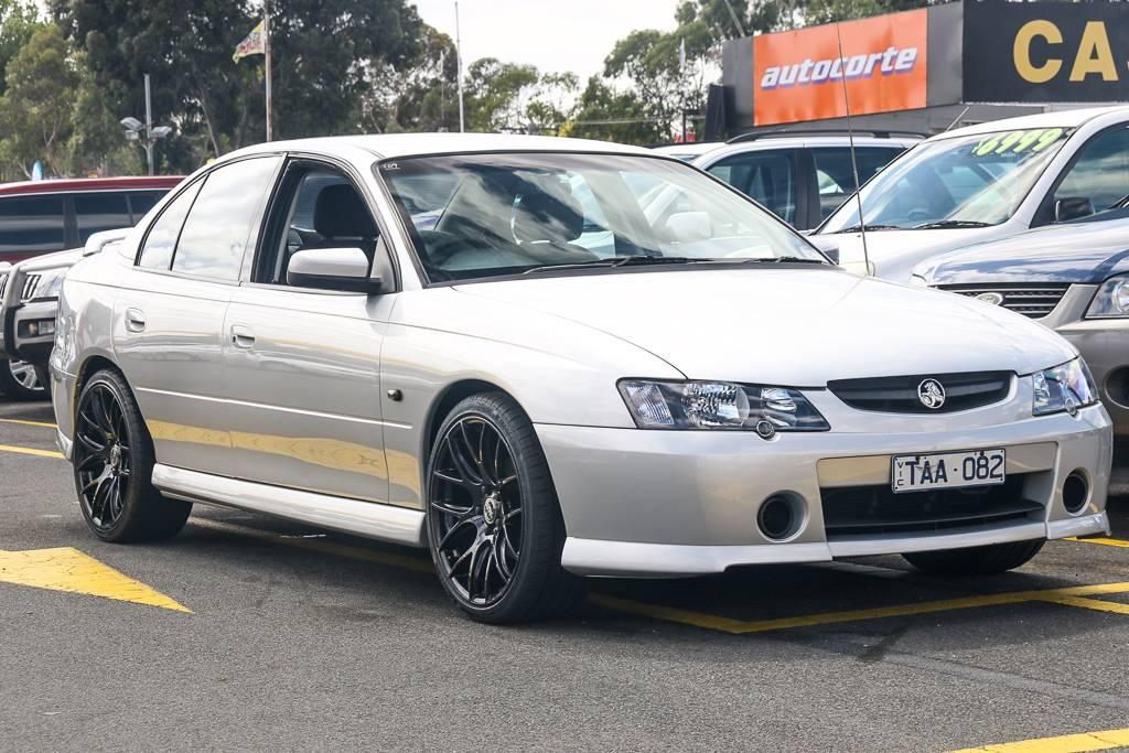 2004 Holden COMMODORE VYII S