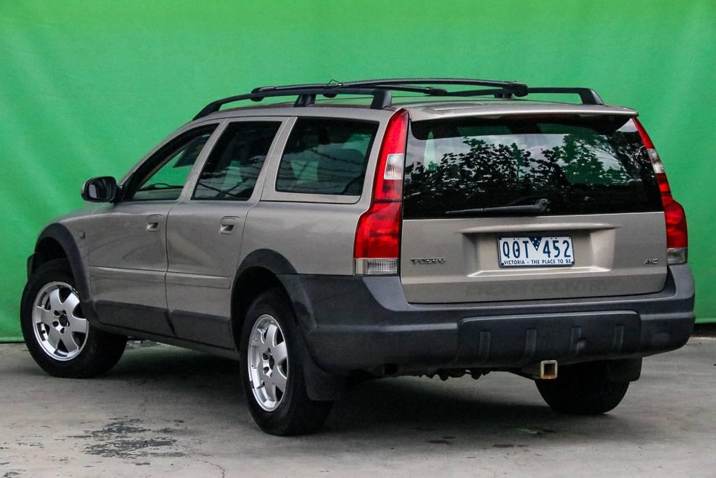 2001 volvo cross country 7 seater se awd. Black Bedroom Furniture Sets. Home Design Ideas