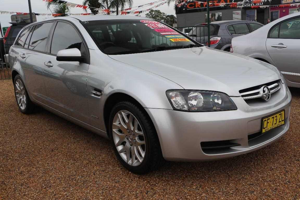 2009 Holden COMMODORE VE MY10 INTERNATIONAL