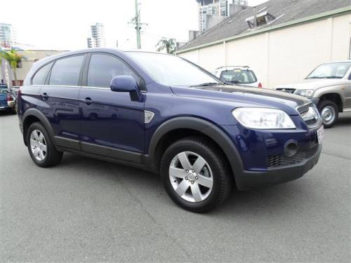 2006 Holden Captiva CG CX (4X4)