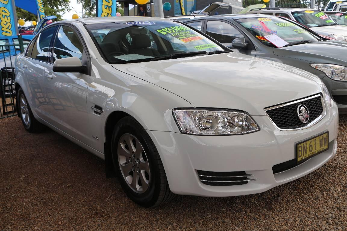 2012 Holden COMMODORE VE II MY12 OMEGA
